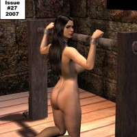 3d cartoon porn with naked babe fucked hard by giant cock in the woods